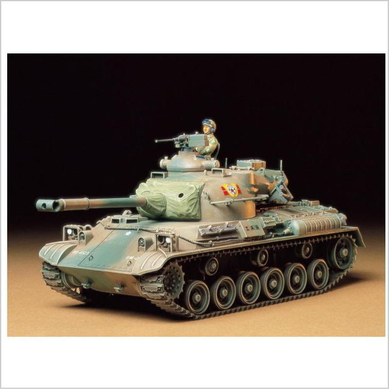 プラモデル タミヤ 1/35 陸上自衛隊 61式戦車 35163