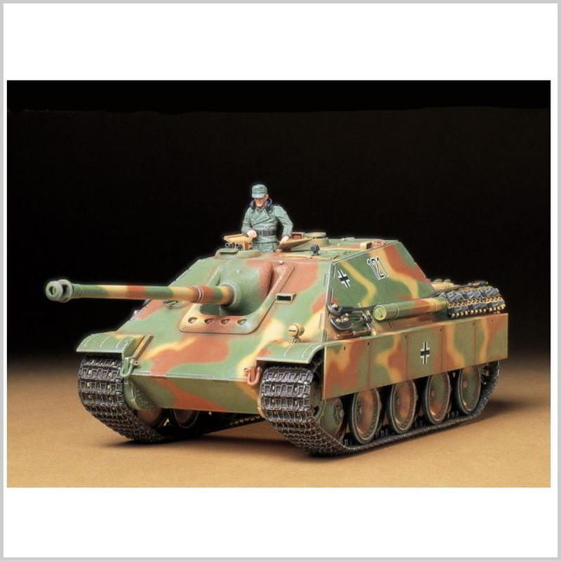プラモデル タミヤ 1/35 ドイツ駆逐戦車 ヤークトパンサー(後期型)  35203