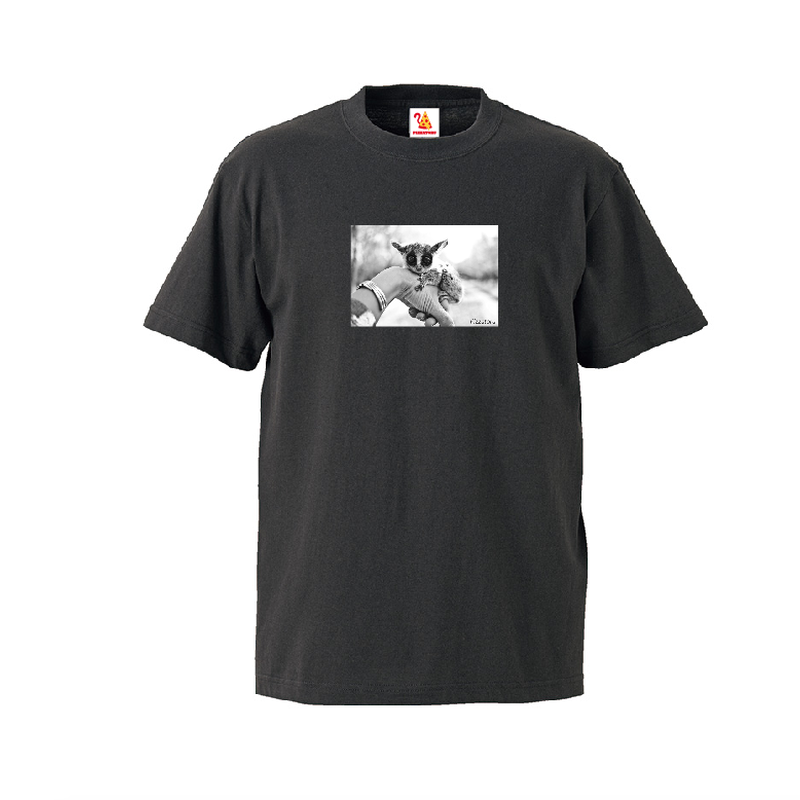 【予約商品/Reserved items】PIZZATORU Photo  T-Shirts / ピザトル フォトTシャツ  [Black]