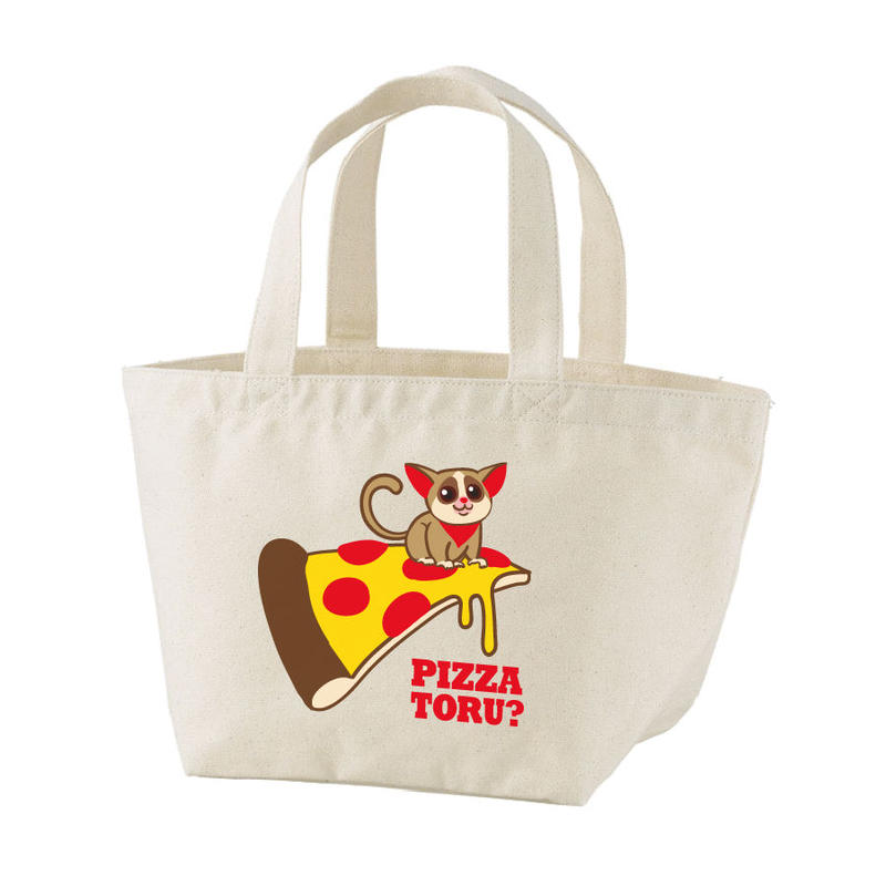 【予約商品/Reserved items】Pizzatoru  Lunch Bag  / ランチバッグ