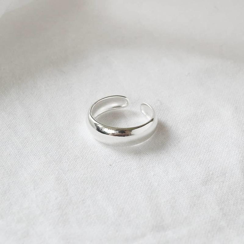ラスト1 [silver925] simple pinky ring