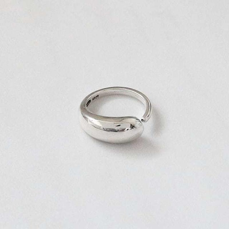 [silver925] thick thin ring