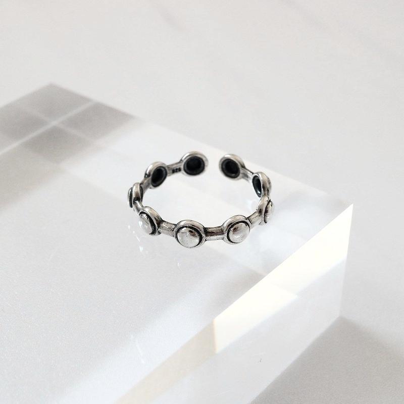ラスト1 [silver925] Eternity ball ring