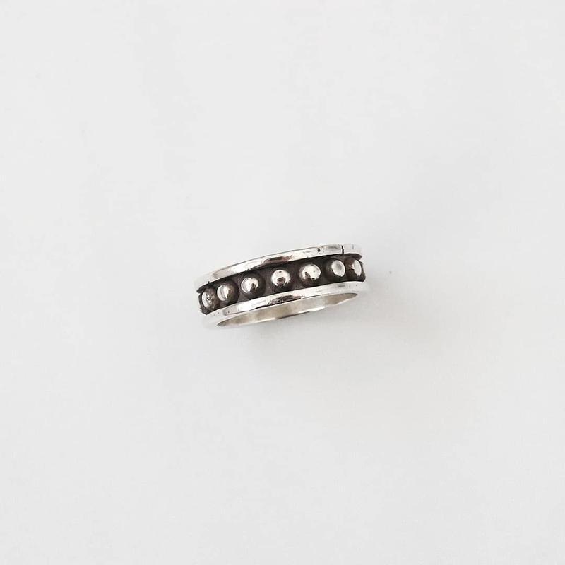 ラスト1 [silver925] dot ring