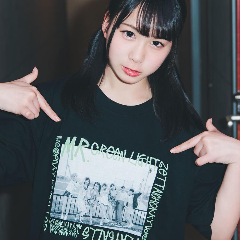 Mr.Green Light MV フォトTEE