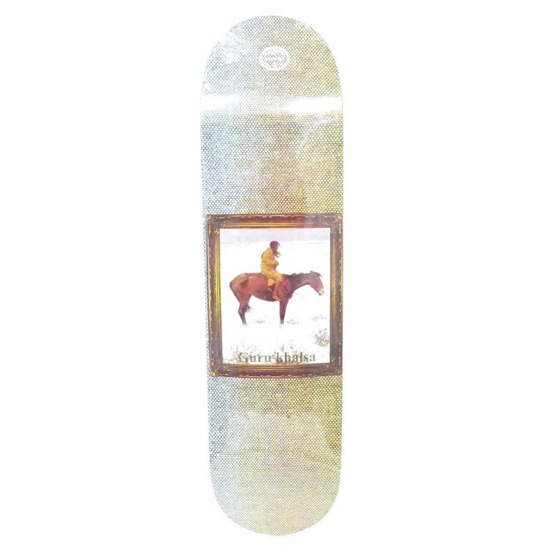 BIRCH / INDIAN HORSE / GURU KHALSA  8インチ