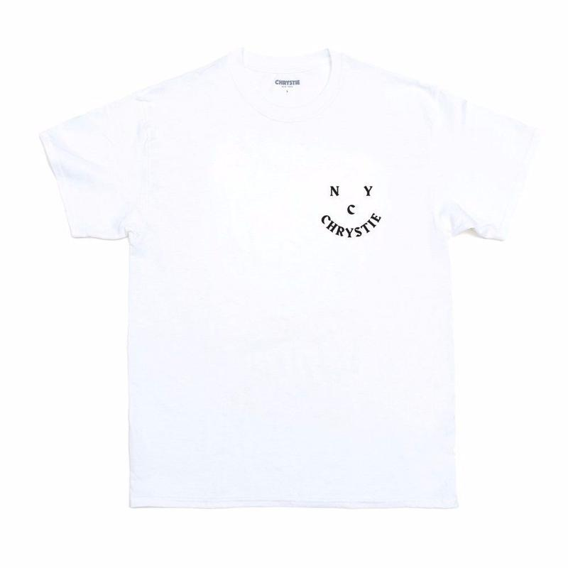 CHRYSTIE / CHRYSTIE.FACE LOGO T-SHIRTS