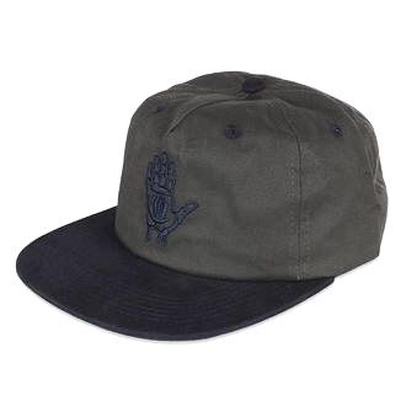 THEORIES / HAND OF THEORIES STRAPBACK