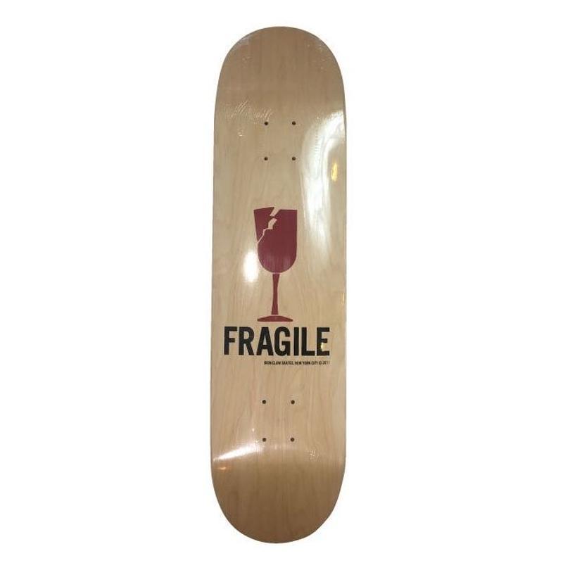 IRON CLAW / FRAGILE 8インチ