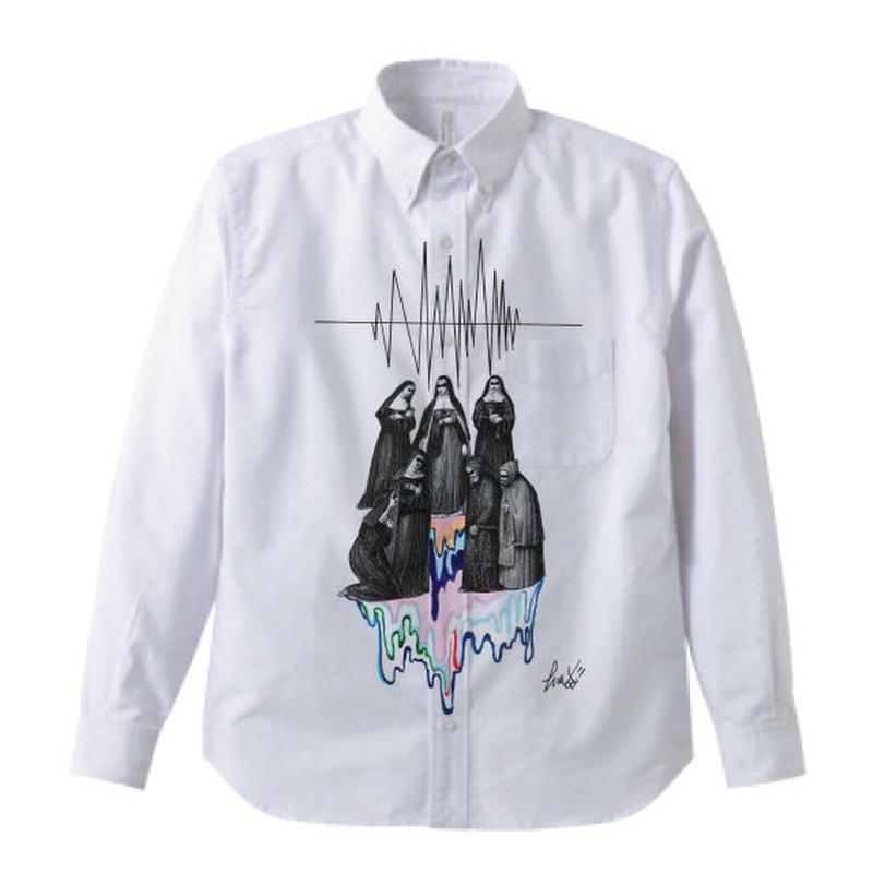 空想架空マンション「密会」Yシャツ