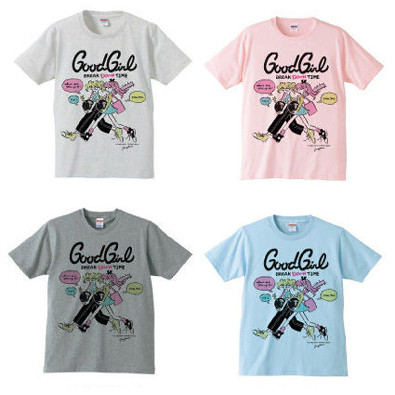 ジェニー・カオリ「GOOD GIRL Break(down)Time」Tee