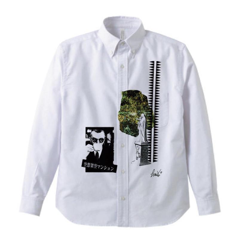 空想架空マンション「ROCK」Yシャツ