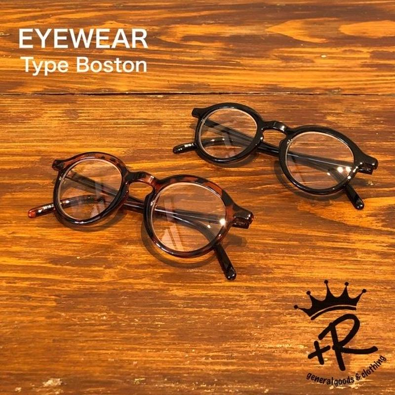 "EYEGLASS ""Type Boston"""