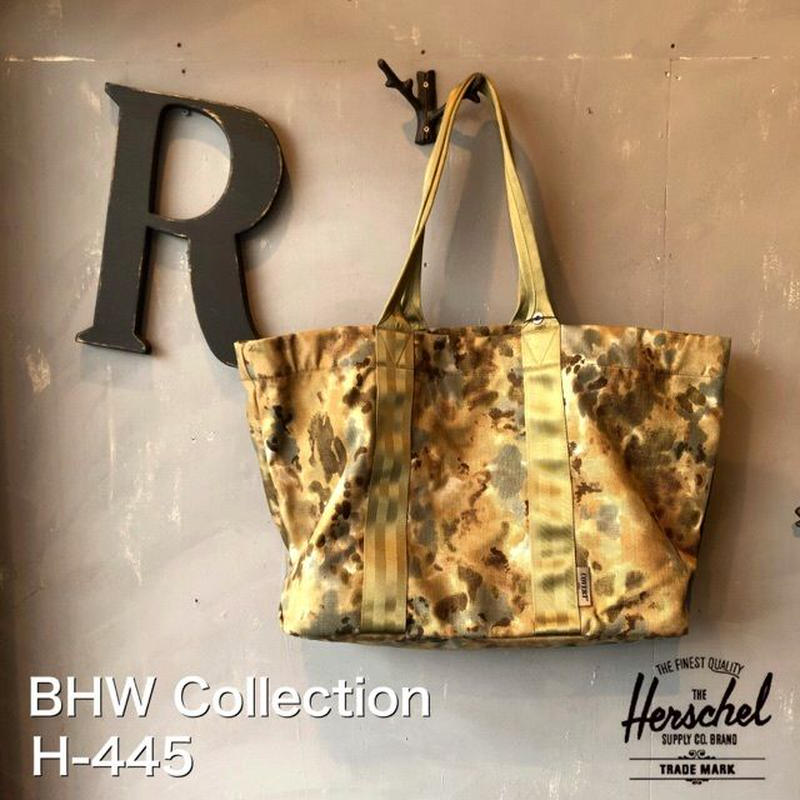 "Herschel BHW Collection ""H-445"" Covert Arid Camouflage"