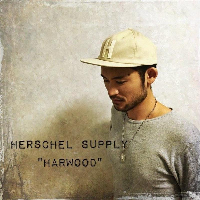 "Herschel ""HARWOOD"" B.B Cap"