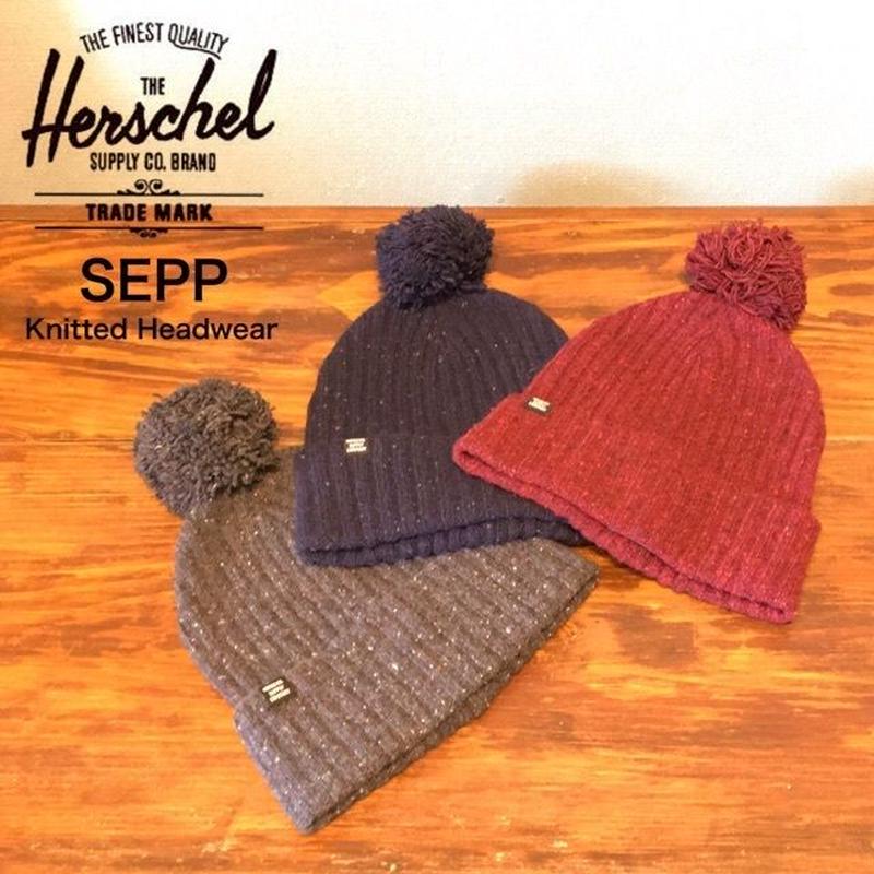 "Herschel ""SEPP"" Knitted Headwear"