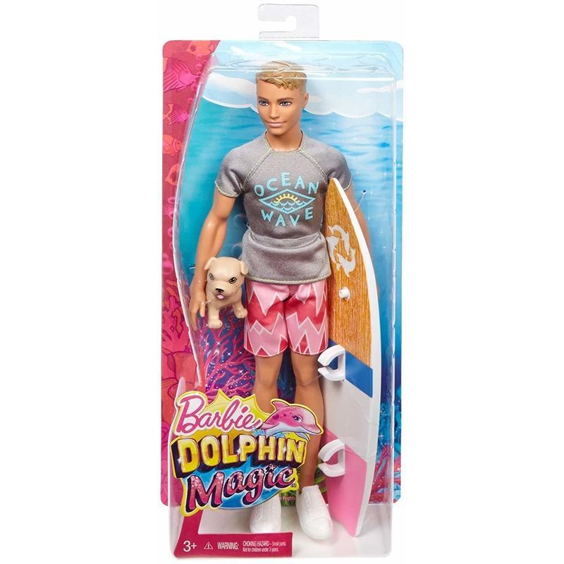 【USA直輸入】バービー ドルフィン マジック ケン ドール Barbie Ken