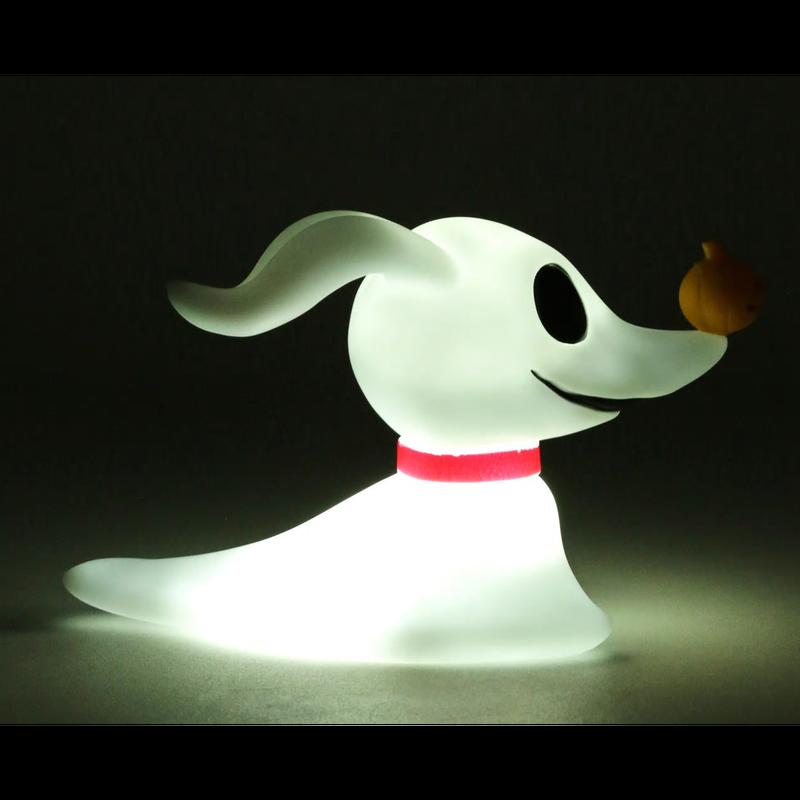 【USA直輸入】DISNEY ナイトメアビフォアクリスマス ゼロ LED ランプ フィギュア ナイトメア  ジャック Zero ディズニー  ライト