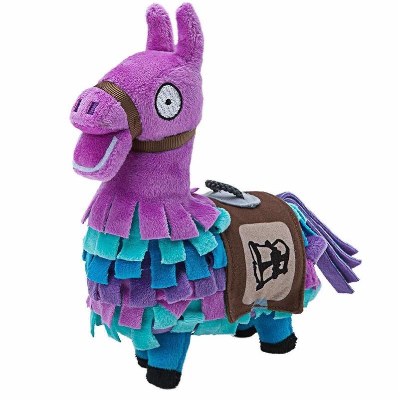 【USA直輸入】フォートナイト ゲーム Loot Llama 補給ラマ ぬいぐるみ フィギュア Fortnite GAME エピックゲームズ ルート ラマ FNT0037