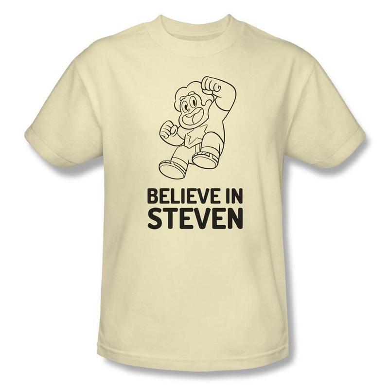 【USA直輸入】スティーブンユニバース Tシャツ Sサイズ スティーブン クリーム カートゥーン ネットワーク STEVEN UNIVERSE