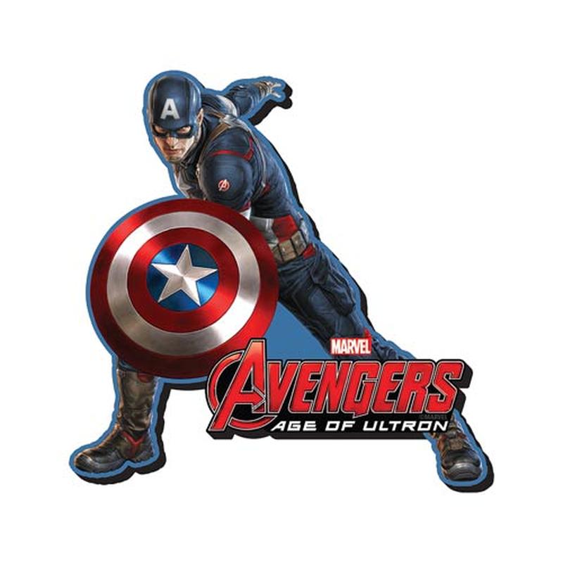 【USA直輸入】MARVEL キャプテンアメリカ エイジ オブ ウルトロン ファンキー チャンキー マグネット 磁石 マーベル アベンジャーズ    Age of Ultron