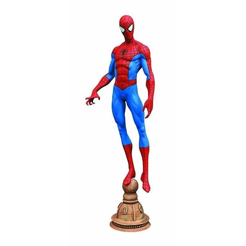 【USA直輸入】MARVEL  スパイダーマン  マーベル ギャラリー PVC ジオラマ フィギュア スタチュー ダイアモンドセレクト