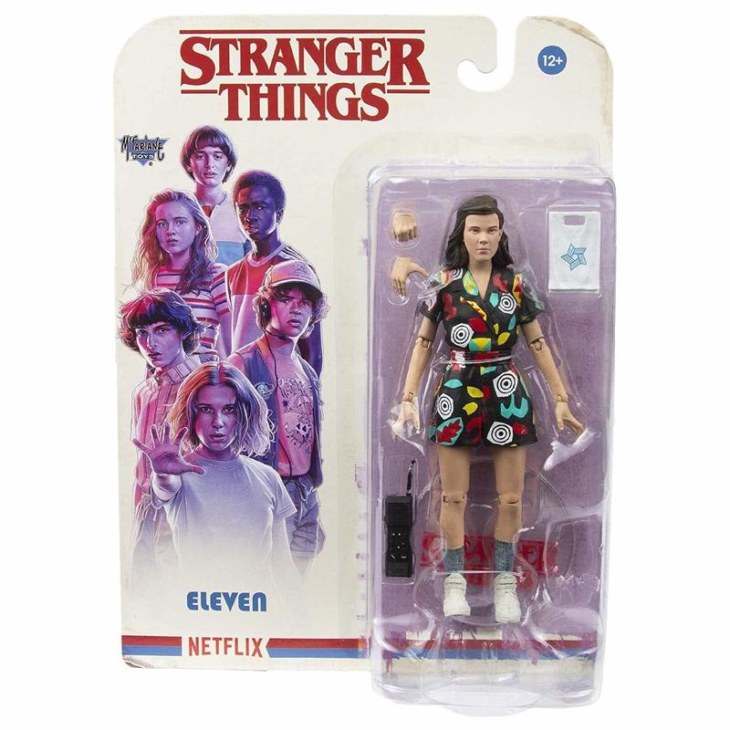 【USA直輸入】ストレンジャーシングス シーズン3 イレブン 11 アクション フィギュア マクファーレントイズ McFarlane Toys ネットフリックス  Stranger Things