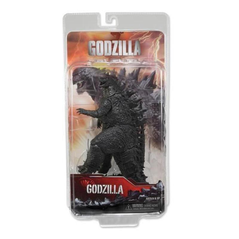 【USA直輸入】2014年 映画 ゴジラ 6インチ アクションフィギュア NECA Godzilla クラシック ゴジラ フィギュア