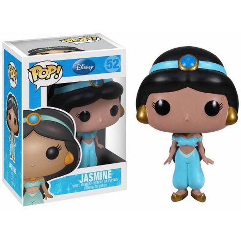 【USA直輸入】DISNEY プリンセス アラジン ジャスミン 52 FUNKO ファンコ フィギュア   ディズニー  Aladdin