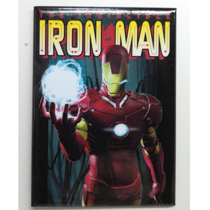 【USA直輸入】MARVEL インヴィンシヴル アイアンマン マグネット 磁石 マーベル トニースターク Invincible Iron Man