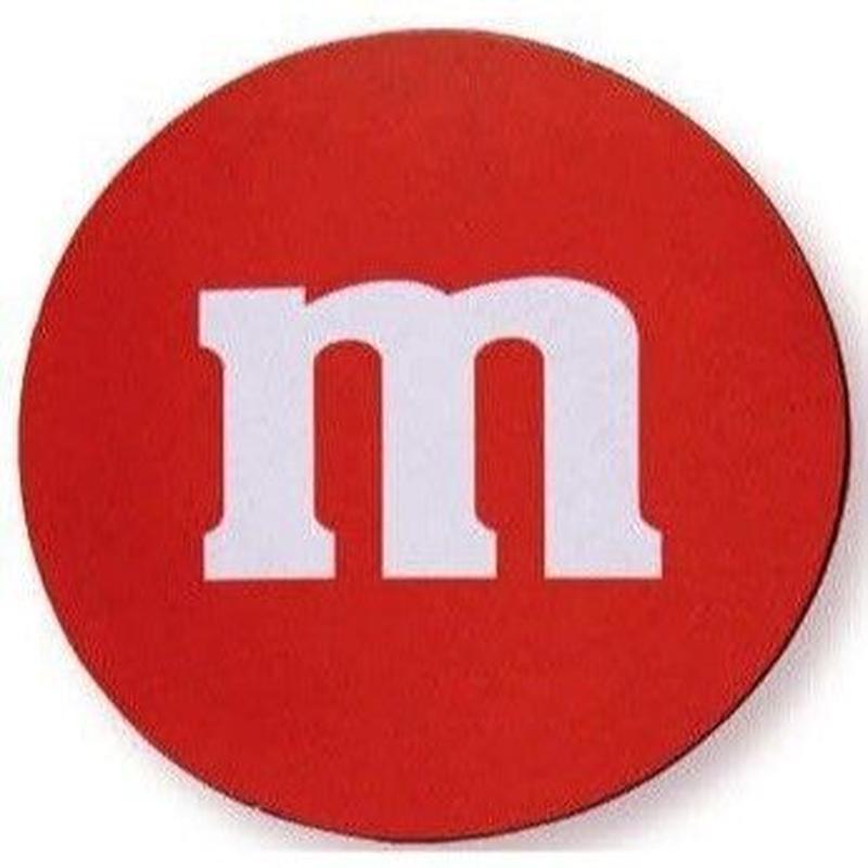 【USA直輸入】   M & M's エムアンドエムズ キャンディー バス ラグ マット エムエム