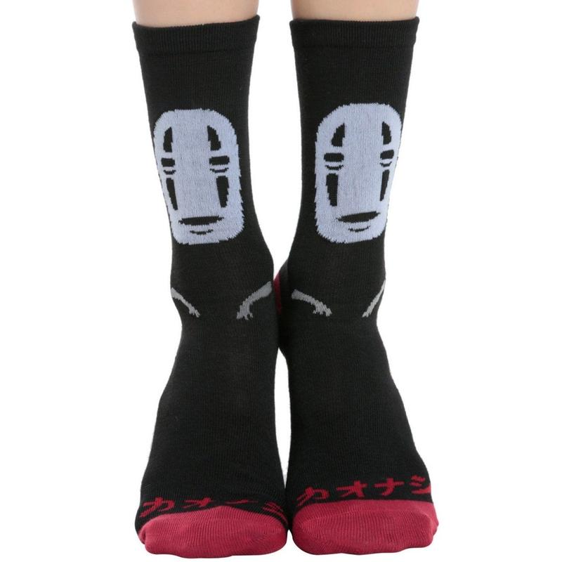 【USA直輸入】ジブリ 千と千尋の神隠し カオナシ 靴下 ソックス スタジオジブリ