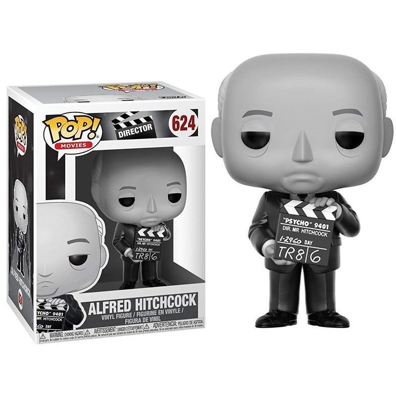 【海外直輸入】POP! Directors アルフレッド ヒッチコック   FUNKO ファンコ フィギュア   イギリス 映画監督 Alfred Hitchcock