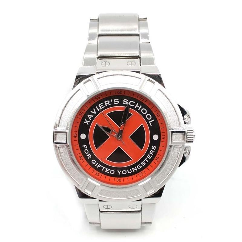 【USA直輸入】MARVEL X- MEN エグゼビア スクール  ザ ギフテッド リストウォッチ 腕時計 マーベル 正規ライセンス  Xメン プロフェッサーX  チャールズ