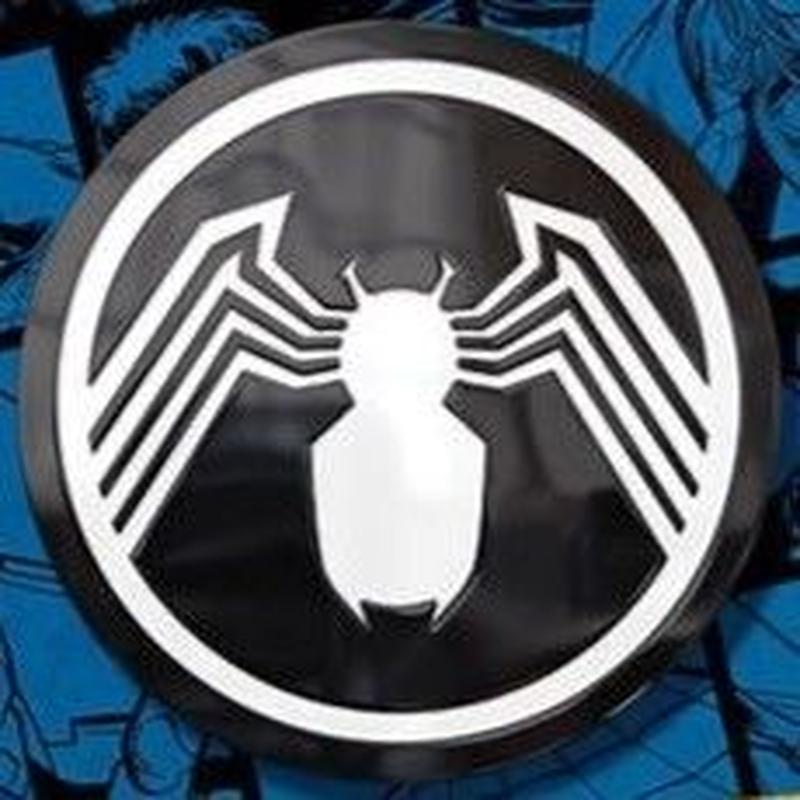 【USA直輸入】 MARVEL ヴェノム シンボル ロゴ エナメル ロゴ ピン マーベル ピンズ ピンバッジ Venom スパイダーマン ベノム