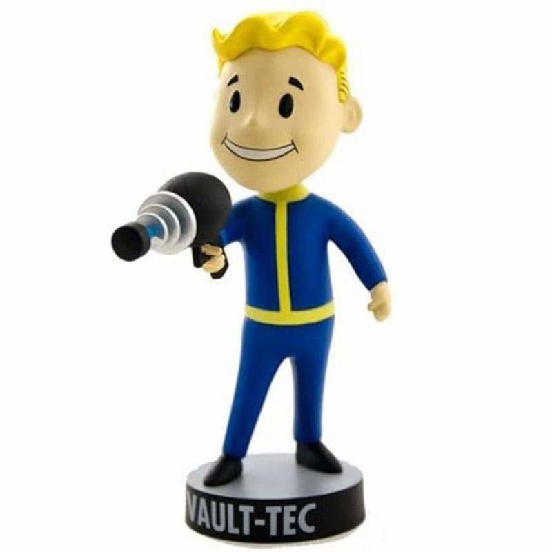 【USA直輸入】フォールアウト 4  Vault-Tec ボルトボーイ エナジーウエポンズ バブルヘッド Fallout  Vault  111 GAME フィギュア Fallout 4