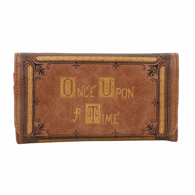 【USA直輸入】ディズニー ワンスアポンアタイム ウォレット 財布 サイフ