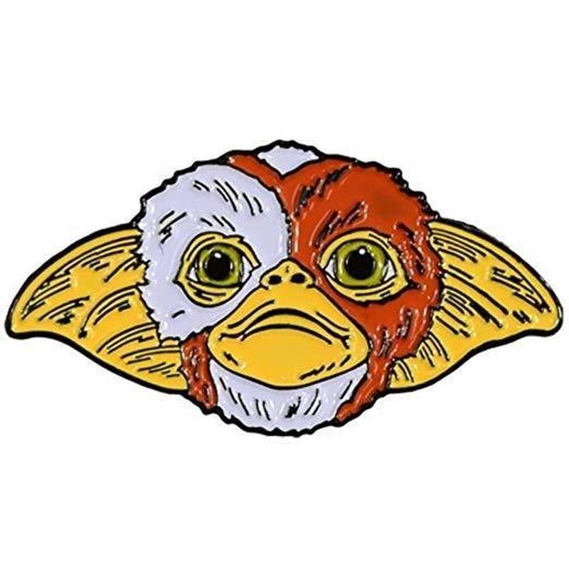 【USA直輸入】Gremlins Gizmo  ギズモ フェイス エナメル ピン ピンズ グレムリン ピンバッジ