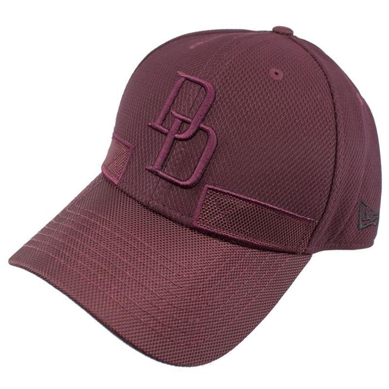 【USA直輸入】DC  デアデビル DD 裏地有り キャップ 39Thirty Fitted ニューエラ NEWERA ベースボール キャップ 帽子 DCコミックス