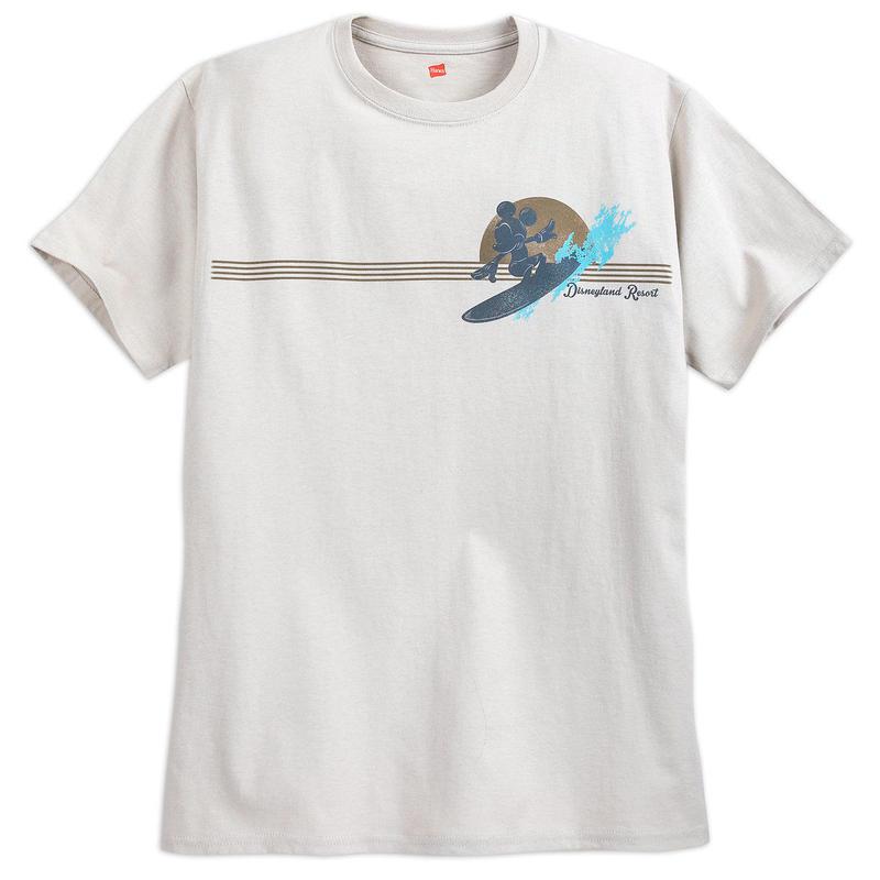 【USA直輸入】DISNEY ミッキー サーフィン Tシャツ ディズニーランド ミッキーマウス