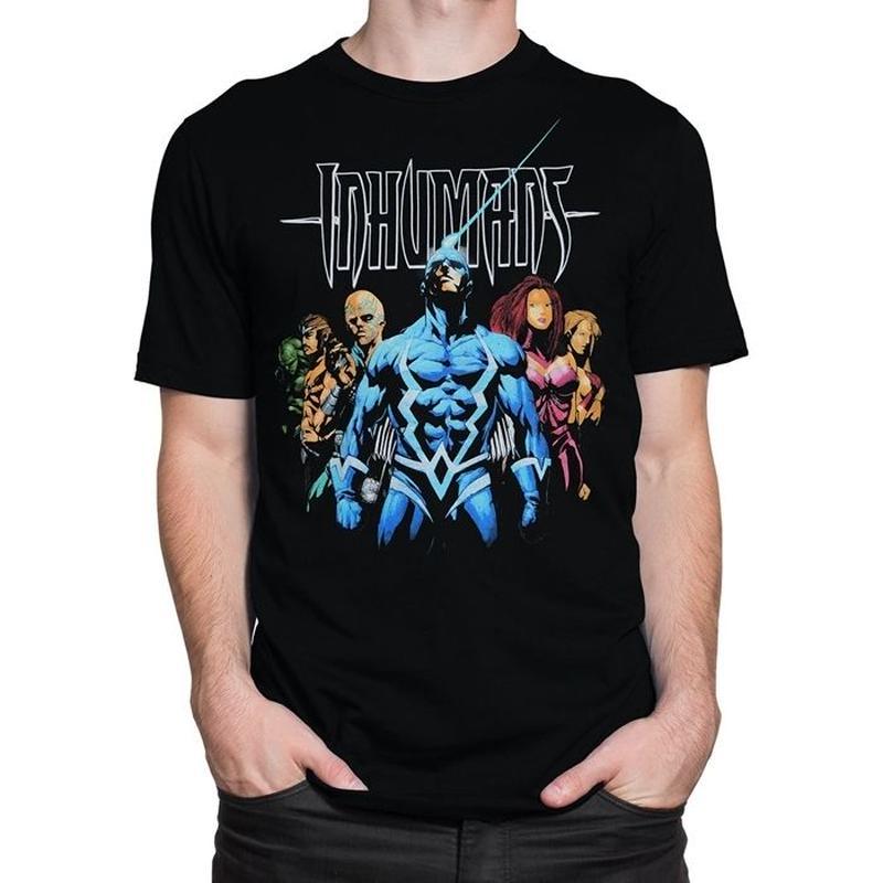 【USA直輸入】MARVEL インヒューマンズ #1 カバーアート Inhumans マーベル