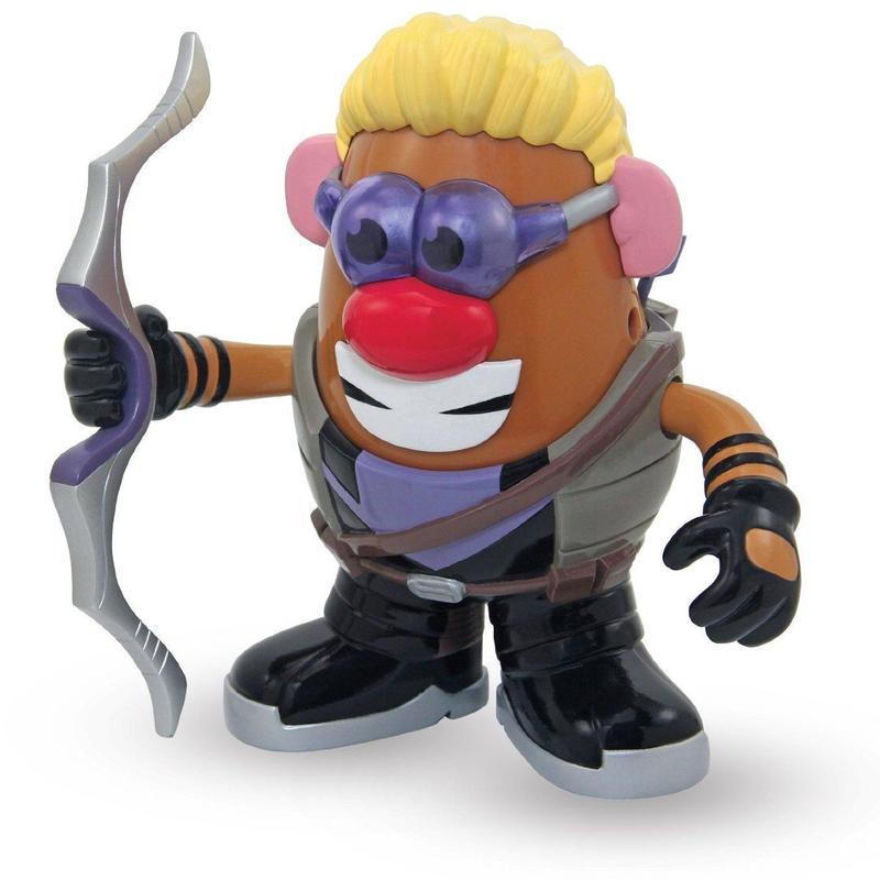 【USA直輸入】MARVEL ホークアイ ポテトヘッド PPW Toys フィギュア マーベル Hawkeye