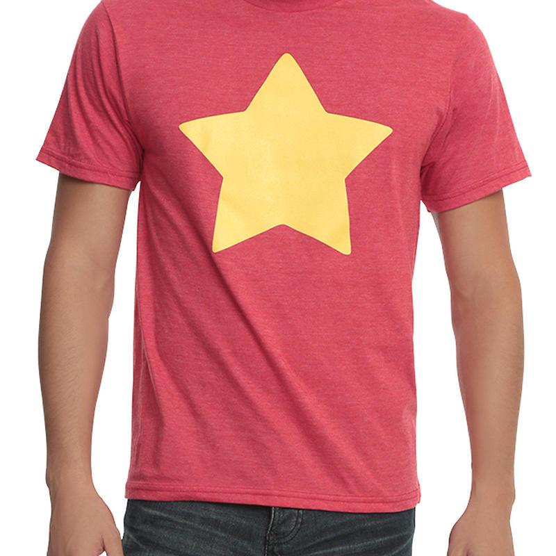【USA直輸入】スティーブンユニバース コスプレ Tシャツ Sサイズ スティーブン カートゥーン ネットワーク STEVEN UNIVERSE