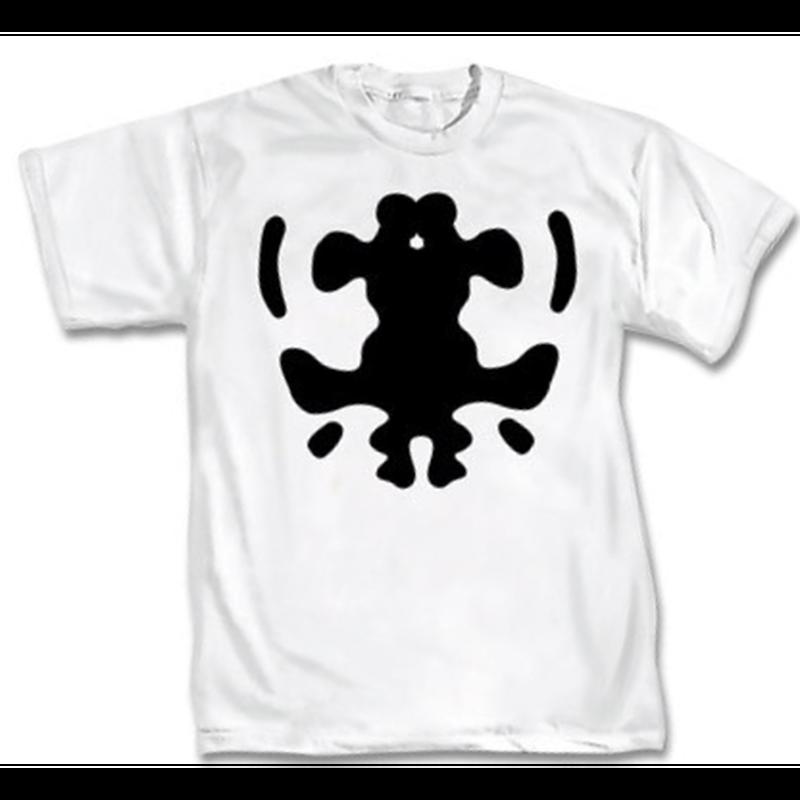 【USA直輸入】DC ウォッチメン Rorschach ロールシャッハ Tシャツ Sサイズ DCコミックス  ウォルター・コバックス