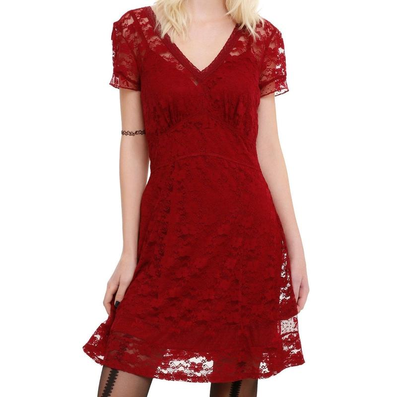 【USA直輸入】ROYAL BONES BY TRIPP  レースドレス  ワンピース ドレス