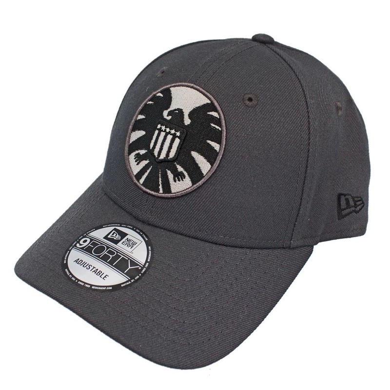 ※ご予約商品です!!【USA直輸入】MARVEL キャプテンマーベル シールド ロゴ キャップ  9Twenty   スナップバック ニューエラ NEWERA ベースボールキャップ 帽子 マーベル