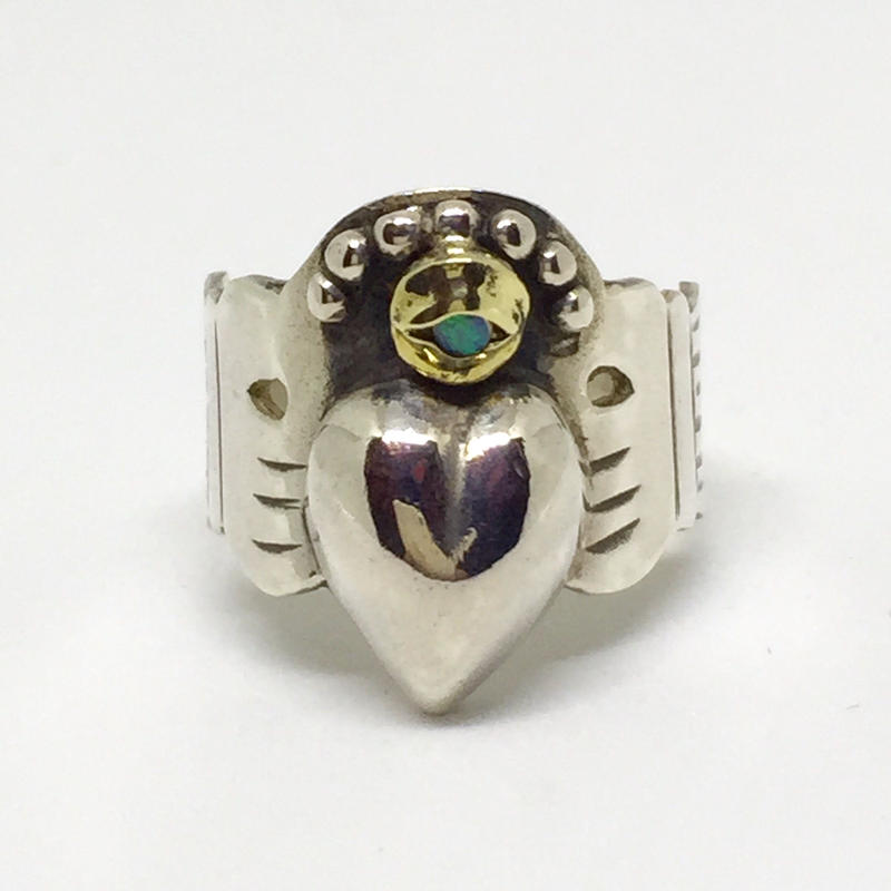 Royal Bond Ring(SILVER)