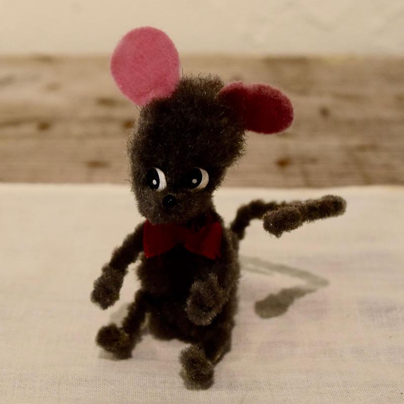 ハンガリー モール人形 ねずみ