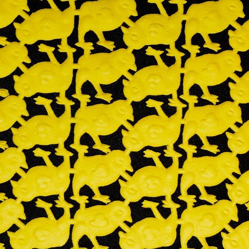 ドイツ ドレスデン ペーパー ひよこ 黄色 20セット
