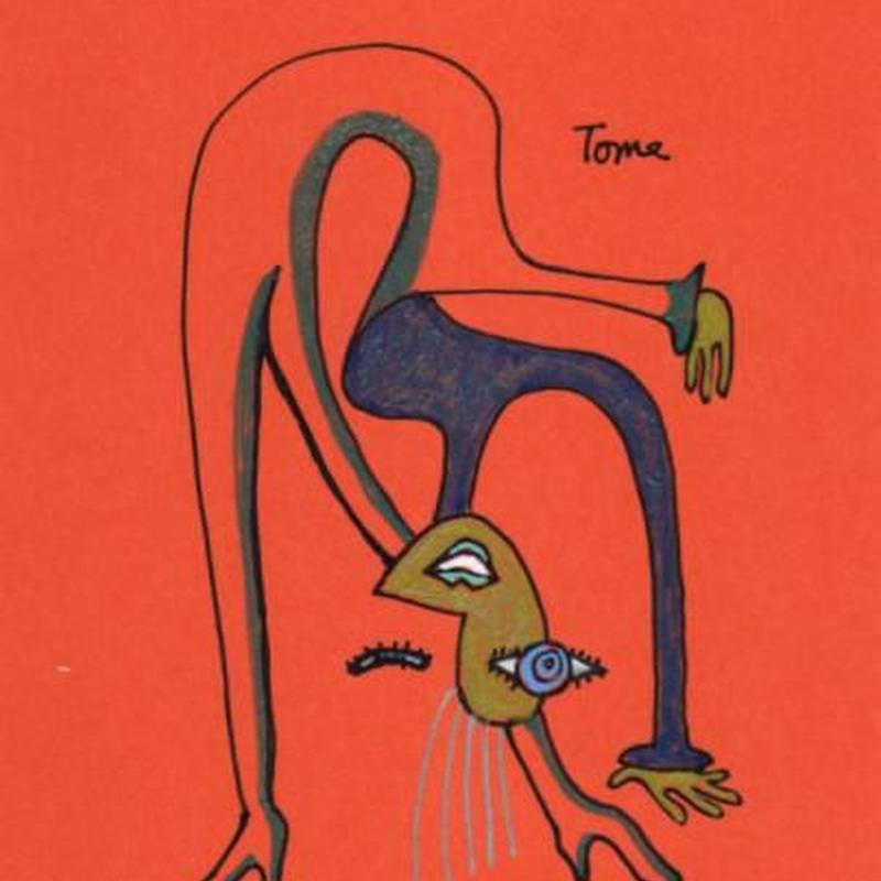 手描き絵の原画「イナバウアー」